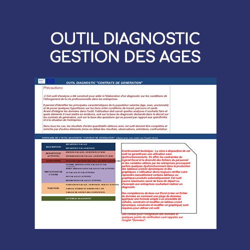Gestion des ages outil diagnostic