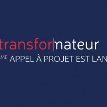 3ème appel à projet transformateur numérique