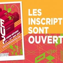 revolution@work, la défense, paris, innovation, start up, espaces de travail, modes de travail, quartier d'affaire, évènement, paris la défense, management, révolution