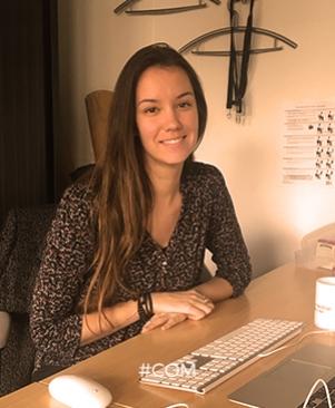 Oriane Munier chargée de projets évènementiels