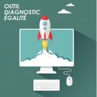 Illustration de l'outil égalité professionnelle de l'ANACT