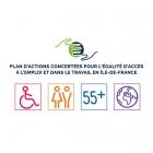 plan d'actions concertées pour l'égalité d'accès à l'emploi et dans le travail en île-de-france