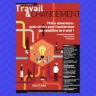 Visuel de la revue Travail & changement